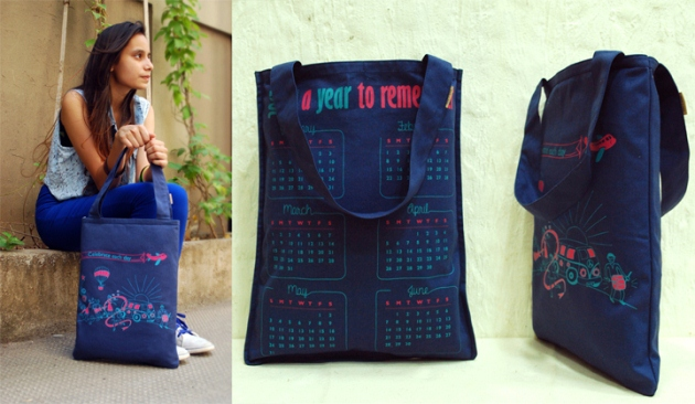 Clean Planet - Bag of the Year is a cool Tote bag when reversed