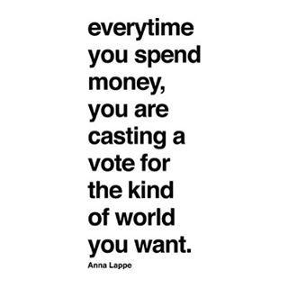 everytime you spend money