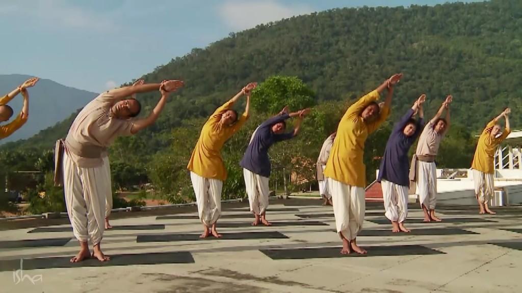 Image : Isha Yoga