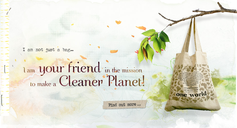 Cleanplanet Tote Bags